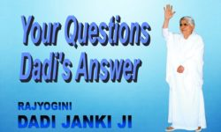your questions dadi's answers